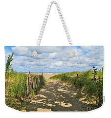 Late Summer Stroll Weekender Tote Bag