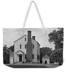 Latta Plantation House Weekender Tote Bag