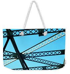 Lattace Weekender Tote Bag
