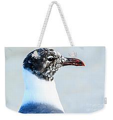 Laughing Gull Profile Weekender Tote Bag