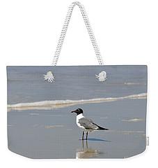 Laughing Gull Reflecting Weekender Tote Bag