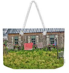 Laundry Weekender Tote Bag