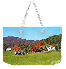 Laura's Farm Weekender Tote Bag