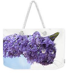 Laurel Kitty Weekender Tote Bag