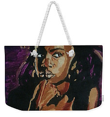 Lauryn Hill Weekender Tote Bag