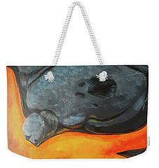Lava 1 Weekender Tote Bag