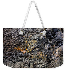 Lava Weekender Tote Bag by M G Whittingham