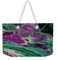 Lava From Venus Weekender Tote Bag