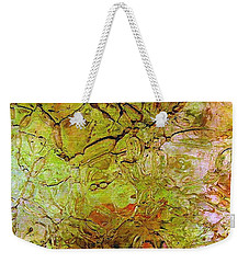 Lava Glass Weekender Tote Bag