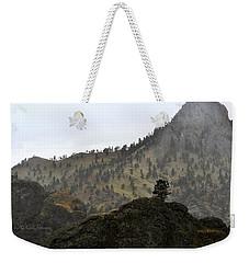 Lava Island In The Missouri Weekender Tote Bag