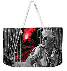 Lava Me Now Or Lava Me Not Weekender Tote Bag