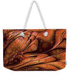 Lava Pop Weekender Tote Bag