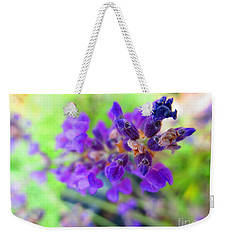 Lavender Dream Weekender Tote Bag