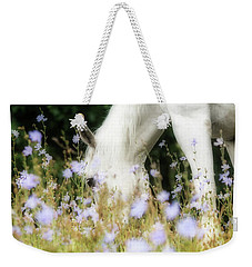 Lavender Dreams Weekender Tote Bag by Joan Davis
