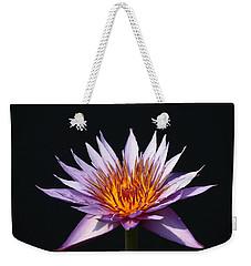 Lavender Fire 1 Weekender Tote Bag