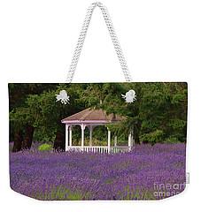 Lavender Gazebo Weekender Tote Bag