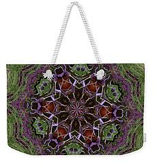 Lavender Mandala 2 Weekender Tote Bag