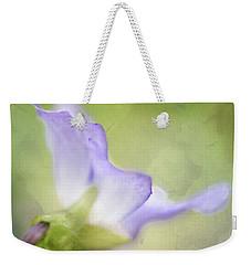 Lavender Weekender Tote Bag by Robert FERD Frank