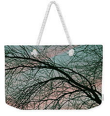 Weekender Tote Bag featuring the photograph Lavish Sky by The Art Of Marilyn Ridoutt-Greene