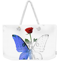Law Of Attraction Weekender Tote Bag