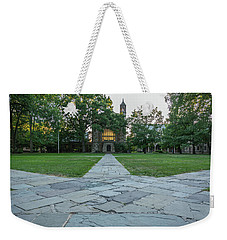 Law Quad 1 University Of Michigan Weekender Tote Bag