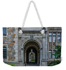 Law Quad 2 University Of Michigan  Weekender Tote Bag