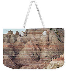 Layer Upon Layer Weekender Tote Bag