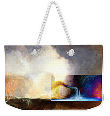 Layered 1 Turner Weekender Tote Bag by David Bridburg