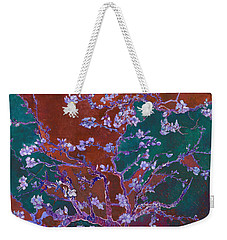 Layered 2 Van Gogh Weekender Tote Bag by David Bridburg
