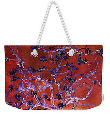 Layered 9 Van Gogh Weekender Tote Bag by David Bridburg