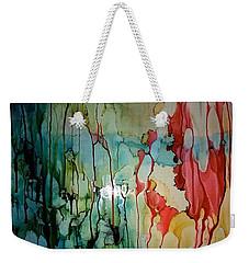 Layers Of Life Weekender Tote Bag