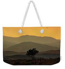 Layers Of Lucidity Weekender Tote Bag