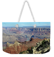 Layers Of The Canyon Weekender Tote Bag