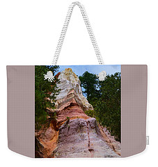 Layers Weekender Tote Bag by Warren Thompson