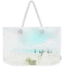 Lazy Day Weekender Tote Bag