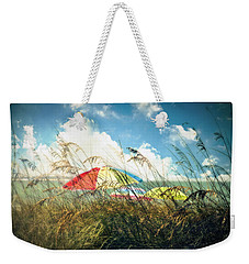 Lazy Days Of Summer Weekender Tote Bag by Tammy Wetzel