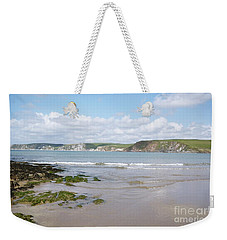 Lazy Devon Days Weekender Tote Bag