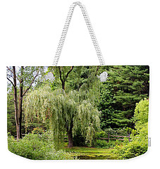 Lazy Pond Weekender Tote Bag