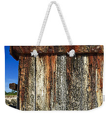 Lbi Nj Sunshine Rust Weekender Tote Bag