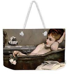 Le Bain Weekender Tote Bag