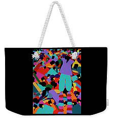 Le Carnaval Weekender Tote Bag