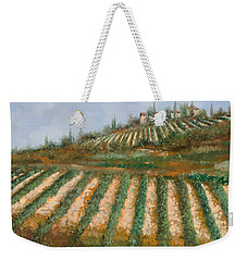 Le Case Nella Vigna Weekender Tote Bag