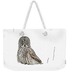 Le Curieux Weekender Tote Bag