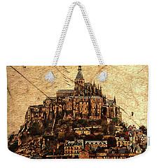 Le Mont Saint-michel Weekender Tote Bag