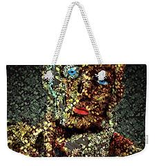 Le Penseur  Weekender Tote Bag by Aimelle