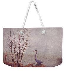 Le Retour De Mon Heron Weekender Tote Bag by Aimelle