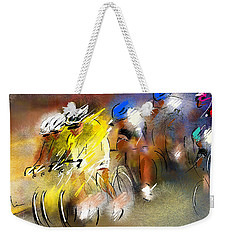 Le Tour De France 05 Weekender Tote Bag