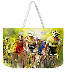 Le Tour De France 07 Weekender Tote Bag