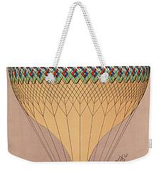 Le Tricolore 2 Weekender Tote Bag