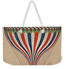 Le Tricolore Weekender Tote Bag